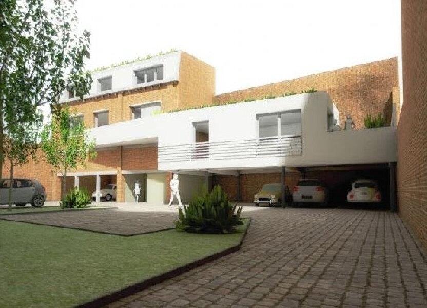 Appartement à vendre 70.7m2 à Lille