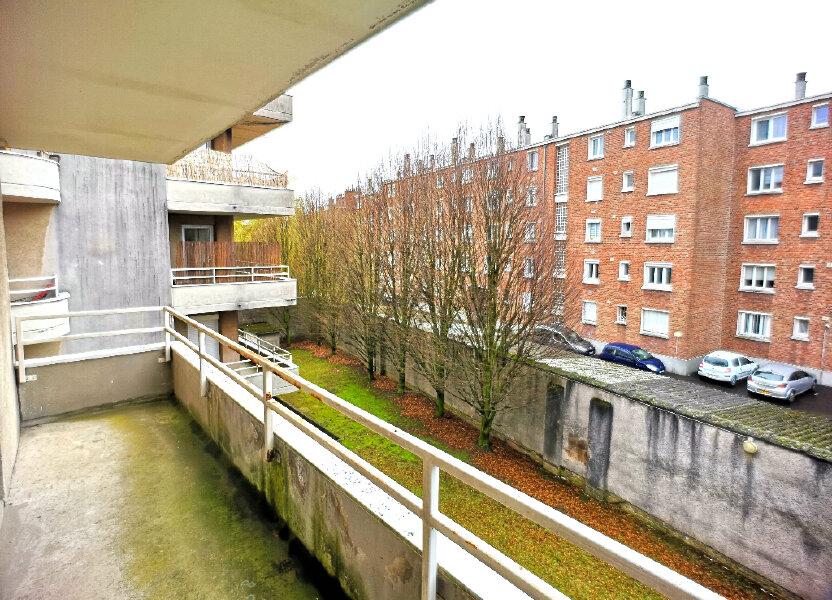 Appartement à louer 37.75m2 à Lille