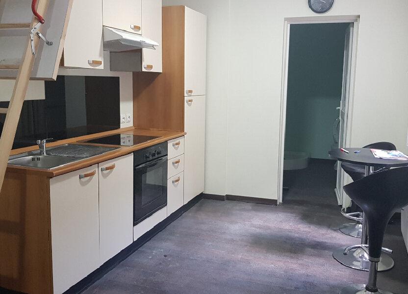 Appartement à louer 25m2 à Roubaix