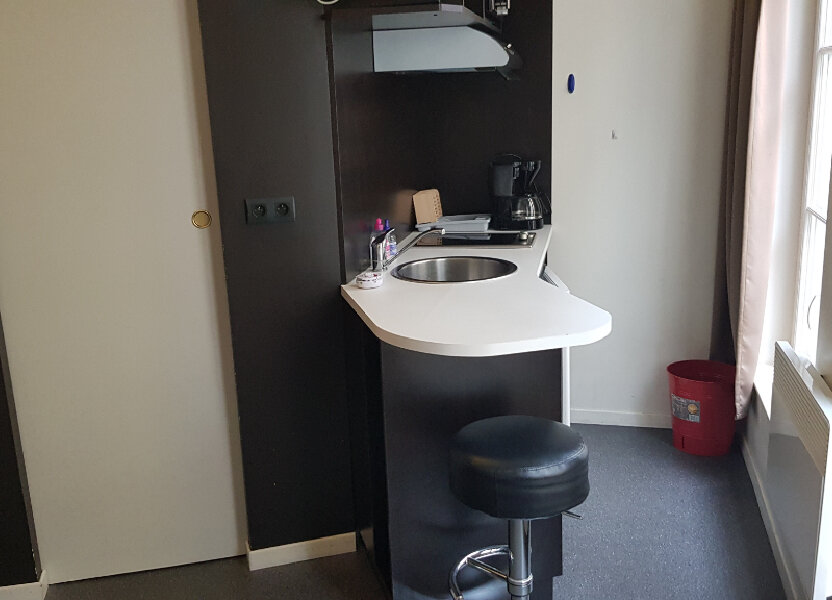 Appartement à louer 11.38m2 à Lille