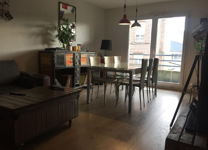 Appartement à vendre 70.03m2 à Lille