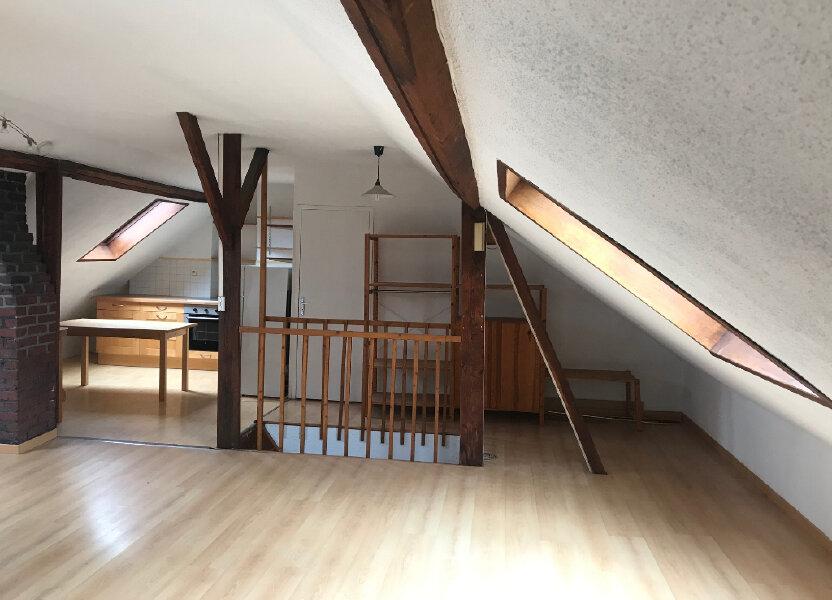 Appartement à louer 42m2 à Lille