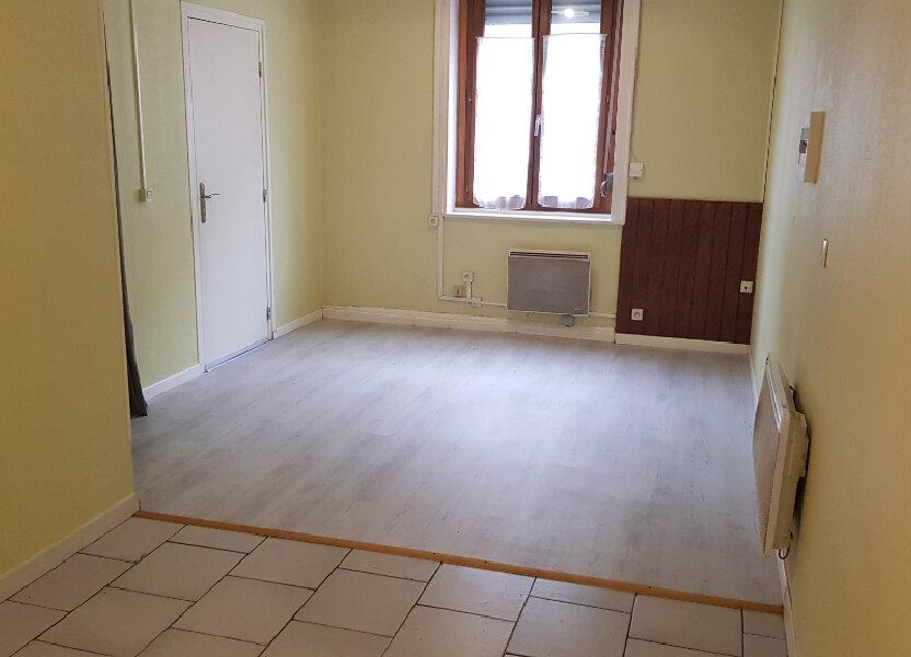 Appartement à louer 21.91m2 à Tourcoing