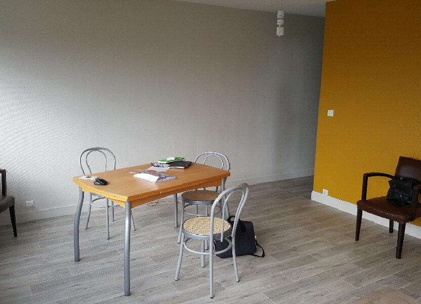 Appartement à louer 63m2 à Mons-en-Baroeul