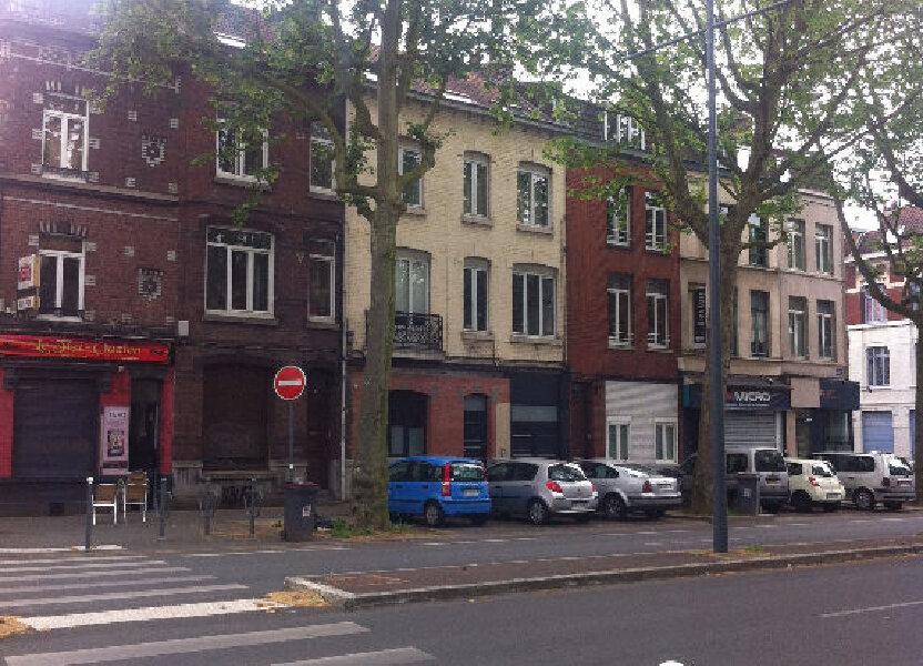 Appartement à louer 11.65m2 à Lille