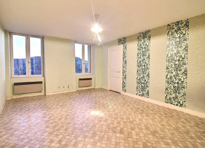 Appartement à vendre 97m2 à Chauffailles