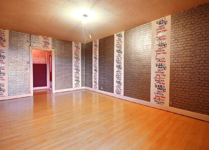 Appartement à vendre 81m2 à Chauffailles