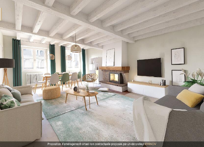 Appartement à vendre 132m2 à Le Coteau