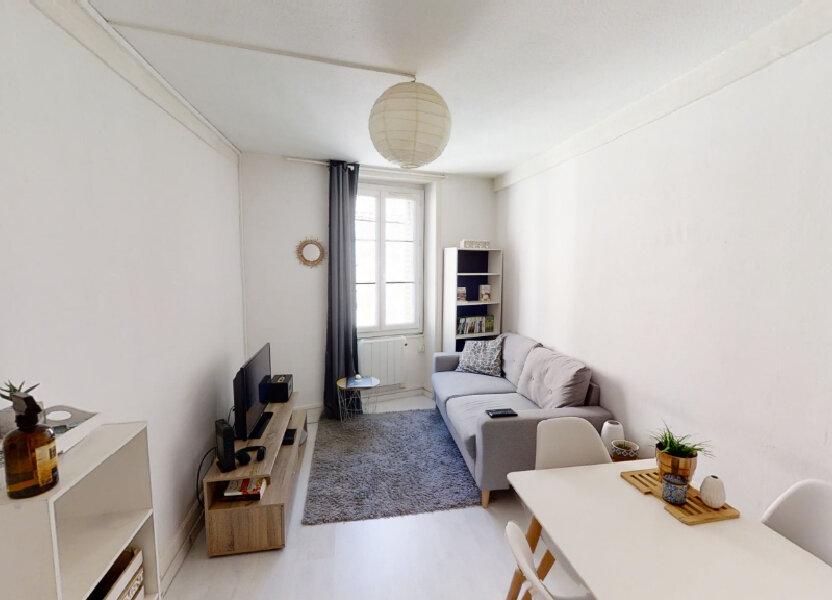 Appartement à louer 43m2 à Roanne