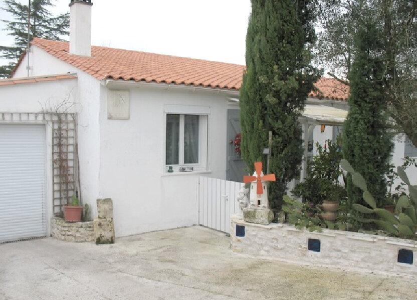 Maison à vendre 99m2 à Breuillet