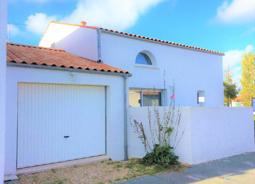 Maison à vendre 86m2 à Mornac-sur-Seudre
