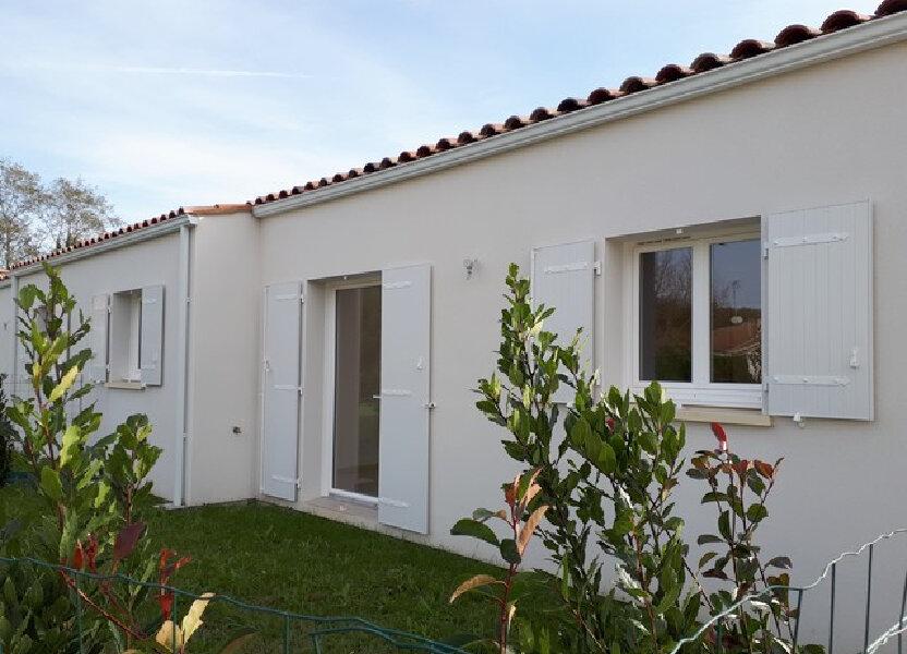 Maison à vendre 74.8m2 à Étaules