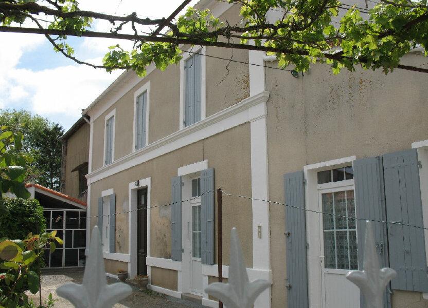 Maison à vendre 126m2 à Étaules