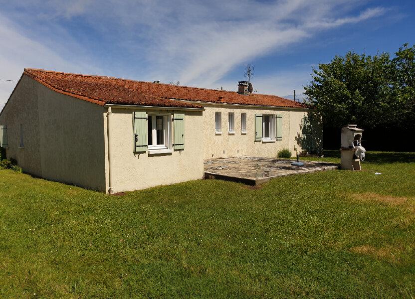 Maison à vendre 120m2 à Mornac-sur-Seudre