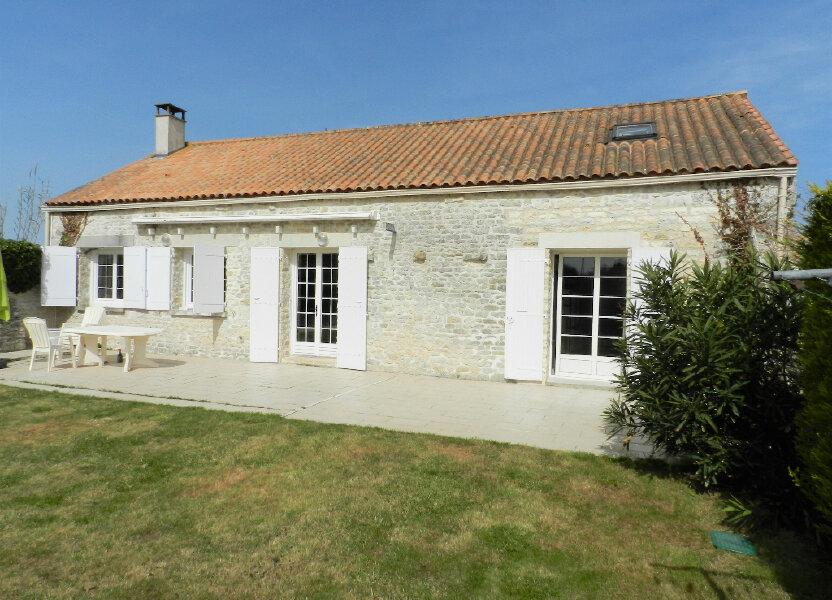 Maison à vendre 160m2 à Saint-Pierre-d'Oléron