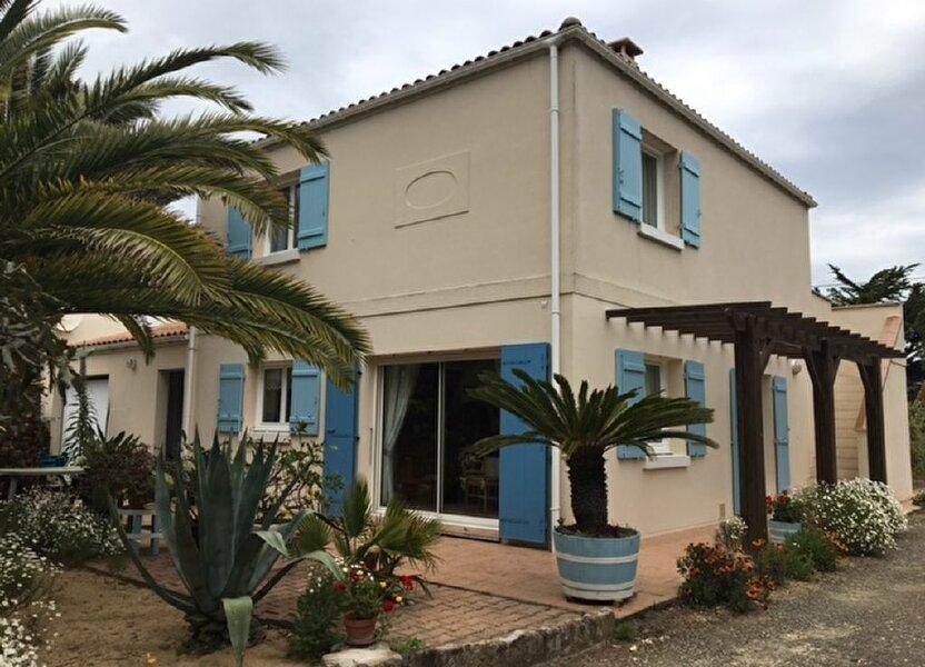 Maison à vendre 140m2 à Saint-Georges-d'Oléron