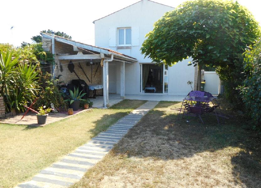 Maison à vendre 110m2 à Saint-Pierre-d'Oléron