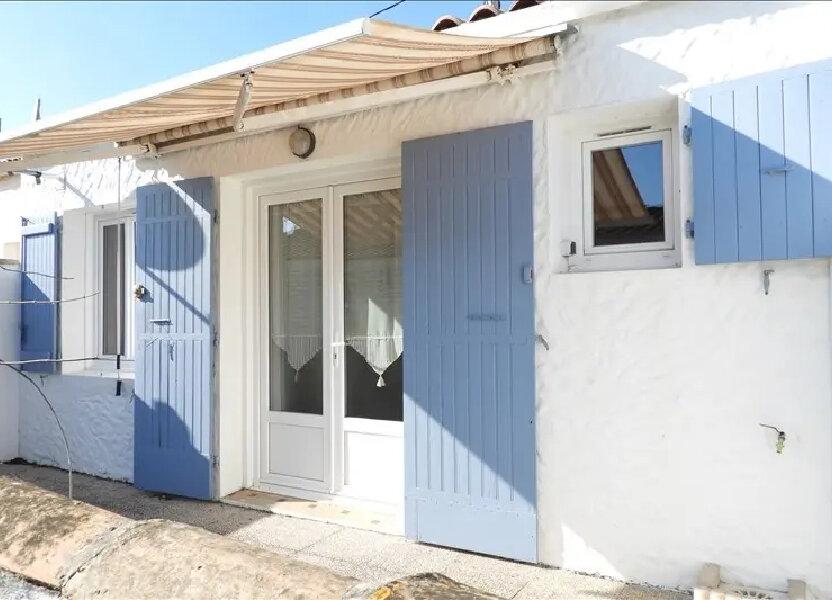Maison à vendre 44m2 à Saint-Pierre-d'Oléron