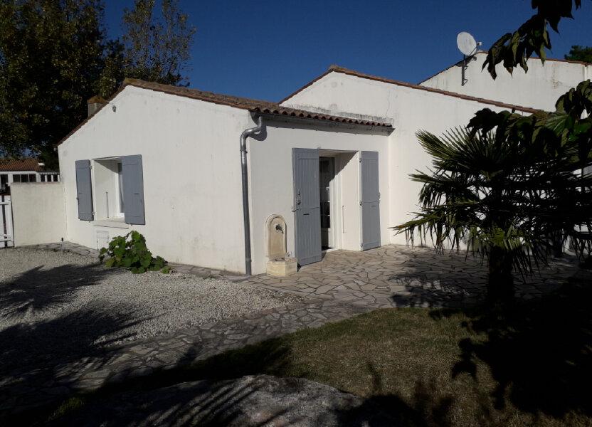 Maison à vendre 74m2 à Saint-Georges-d'Oléron