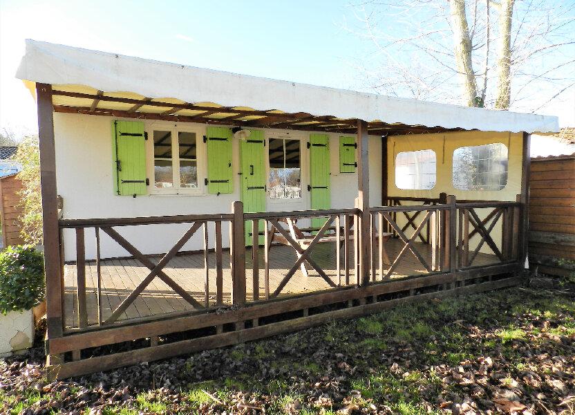 Maison à vendre 35m2 à Saint-Pierre-d'Oléron
