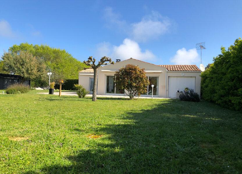 Maison à vendre 125m2 à Saint-Pierre-d'Oléron