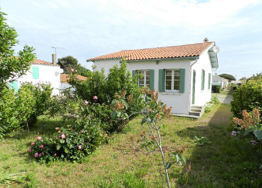 Maison à vendre 105m2 à Saint-Pierre-d'Oléron