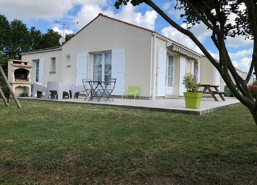 Maison à vendre 69m2 à Saint-Pierre-d'Oléron
