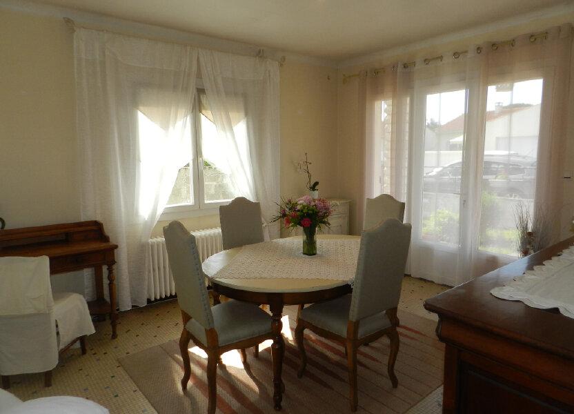 Maison à vendre 100m2 à Saint-Pierre-d'Oléron
