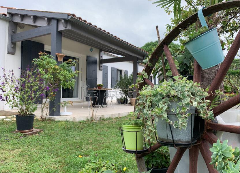 Maison à vendre 158m2 à Saint-Pierre-d'Oléron