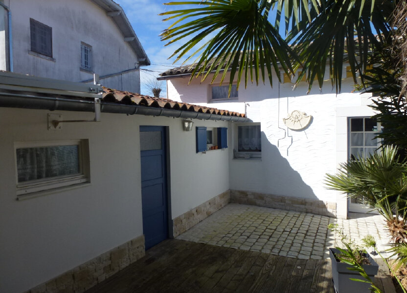 Maison à vendre 99.7m2 à Meschers-sur-Gironde
