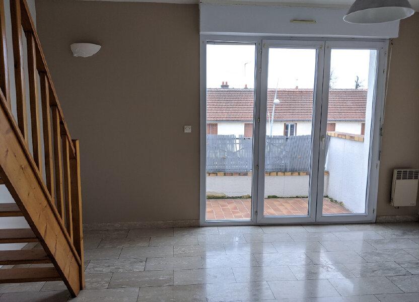 Appartement à louer 39.83m2 à Sainte-Geneviève-des-Bois
