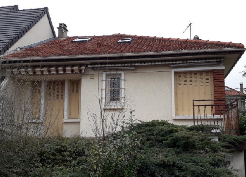Maison à vendre 72m2 à Sainte-Geneviève-des-Bois