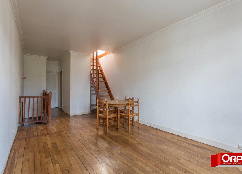 Appartement à louer 51.72m2 à Viry-Châtillon