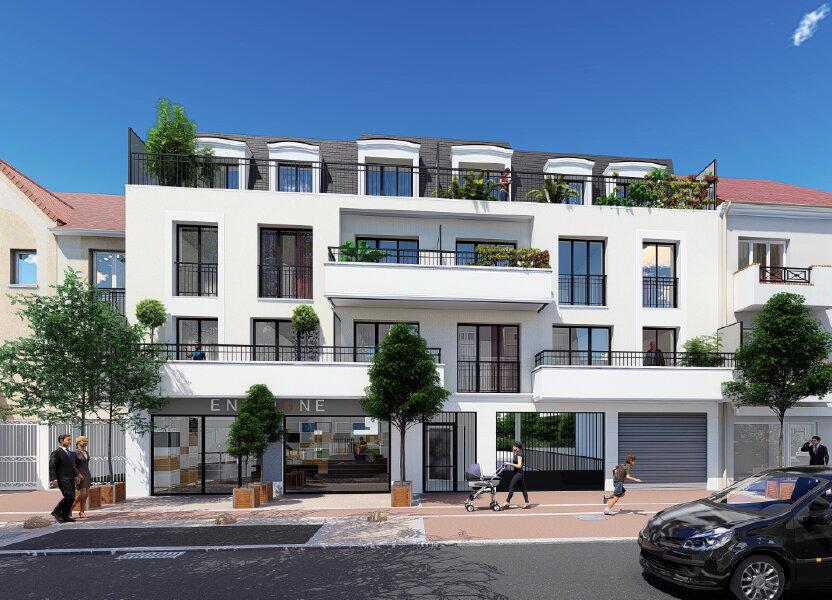Appartement à vendre 47.38m2 à Sainte-Geneviève-des-Bois