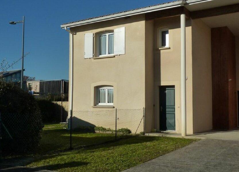 Appartement à vendre 66m2 à Saint-Astier