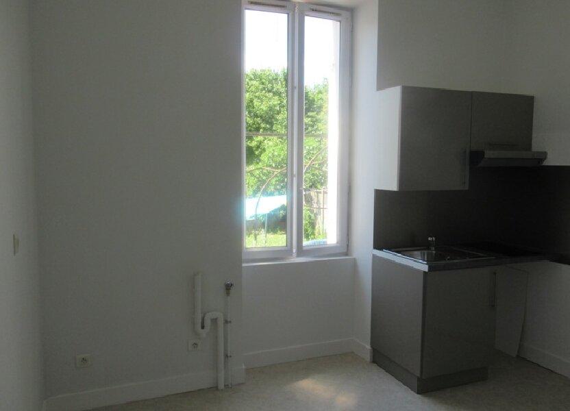 Appartement à louer 25m2 à Périgueux