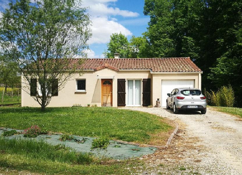Maison à louer 88m2 à Saint-Astier