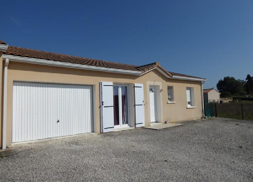 Maison à vendre 80m2 à Neuvic