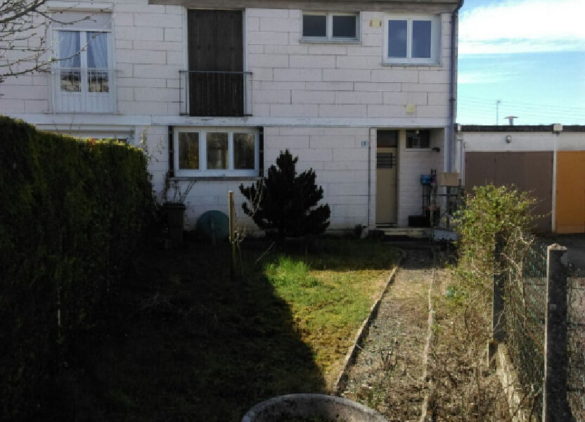 Maison à vendre 74m2 à Saint-Astier