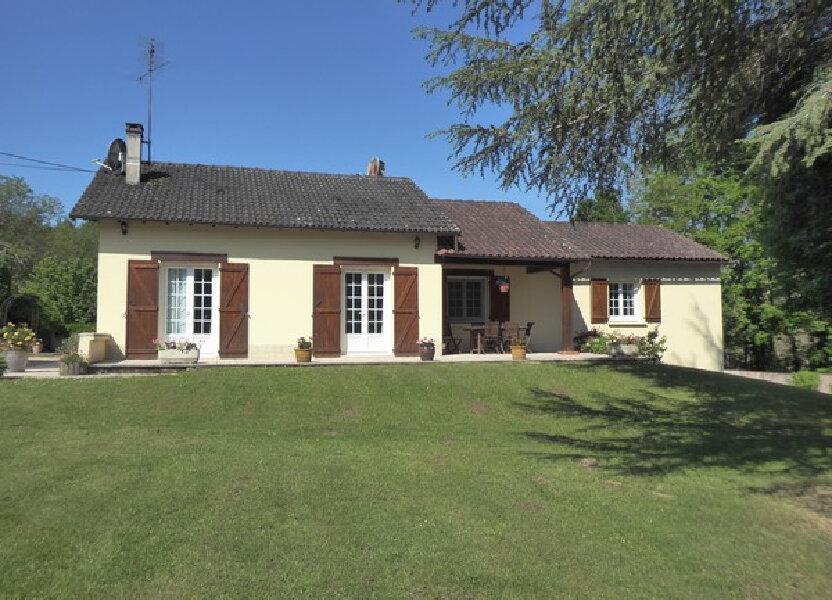 Maison à vendre 170m2 à Saint-Germain-du-Salembre