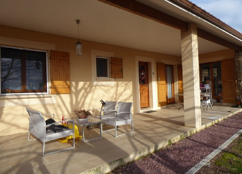 Maison à vendre 105m2 à Léguillac-de-l'Auche