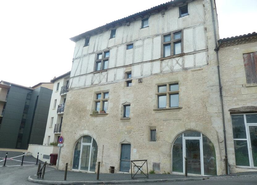 Appartement à louer 38.57m2 à Périgueux