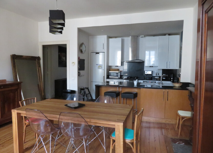 Appartement à louer 100m2 à Pau