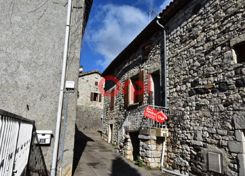 Maison à vendre 57m2 à Lavilledieu