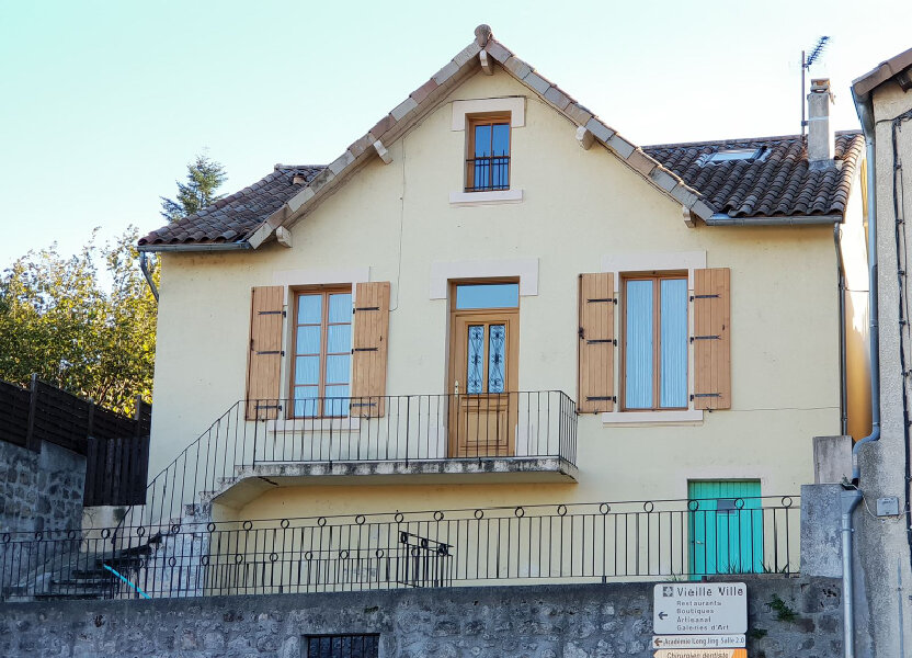 Maison à vendre 98m2 à Joyeuse