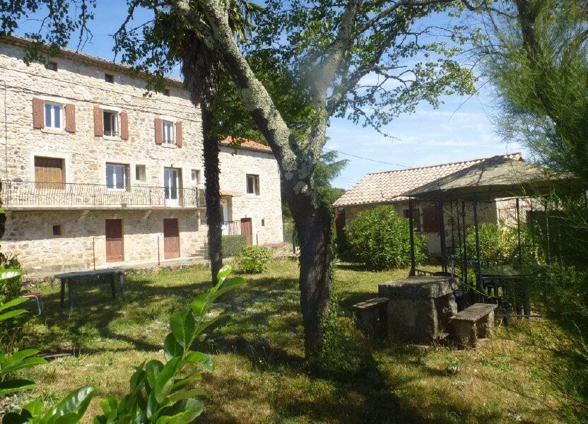 Maison à vendre 110m2 à Saint-Genest-de-Beauzon