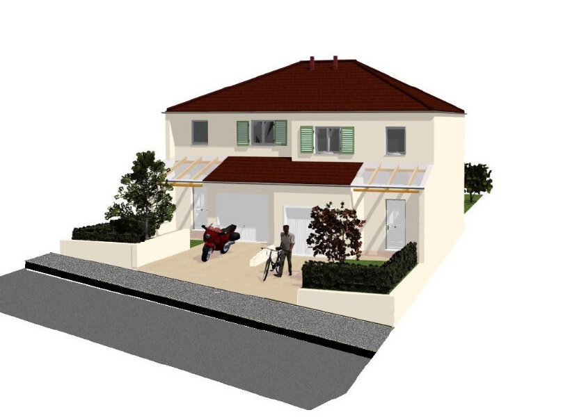 Maison à vendre 80m2 à Orsay