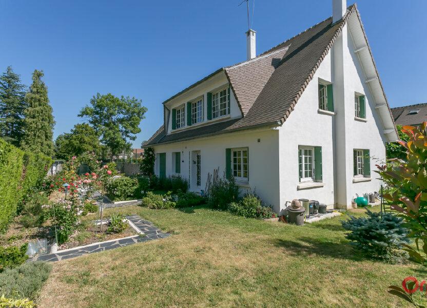 Maison à vendre 196m2 à Gif-sur-Yvette