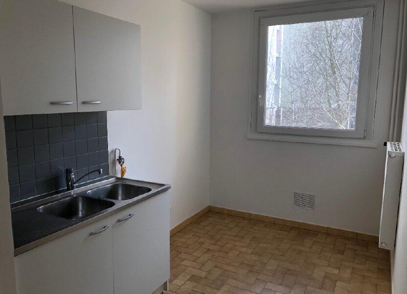 Appartement à louer 62.54m2 à Les Ulis