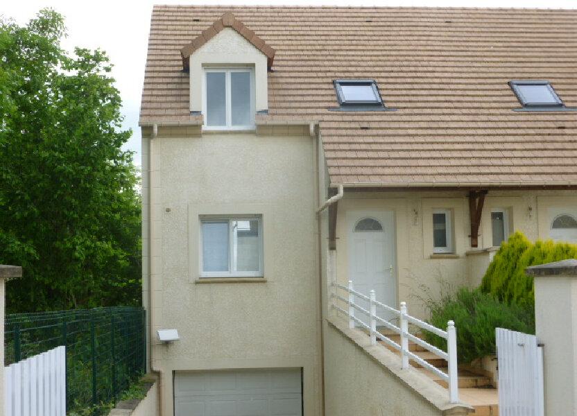 Maison à louer 68.59m2 à Gometz-le-Châtel
